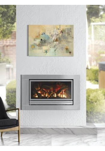 Archer Flat Front Gas Log Fire – IS900
