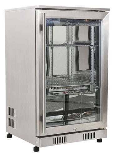 Gasmate single door bar fridge 118L