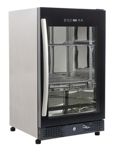 Gasmate Premium single door fridge 118L