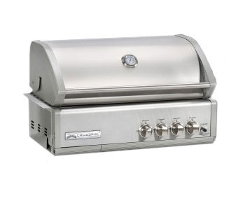Crossray 4 burner inbuilt SALE!