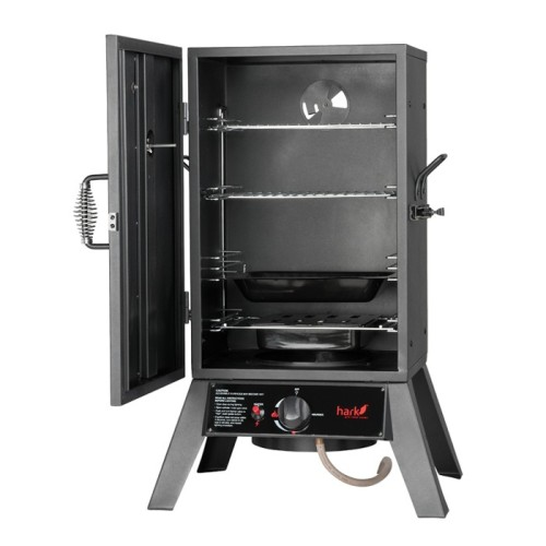 Hark 24″ patio gas smoker