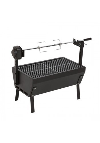 Charcoal spit roaster – small
